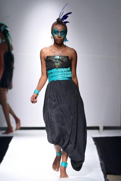 Ndau Collection  Zimbabwe Fashion Week 2013 (9)