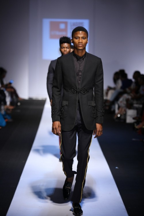 Okunoren Twins lagos fashion and design week 2014 fashionghana african fashion (3)