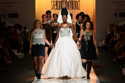 Stefania Morland  Mercedes Benz Fashion Week joburg 2015 african fashion fashionghana (1)