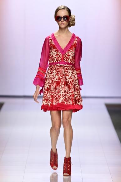 Stefania Morland  Mercedes Benz Fashion Week joburg 2015 african fashion fashionghana (2)