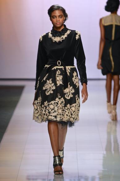 Stefania Morland  Mercedes Benz Fashion Week joburg 2015 african fashion fashionghana (36)