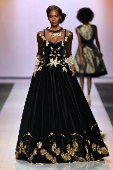 Stefania Morland  Mercedes Benz Fashion Week joburg 2015 african fashion fashionghana (38)