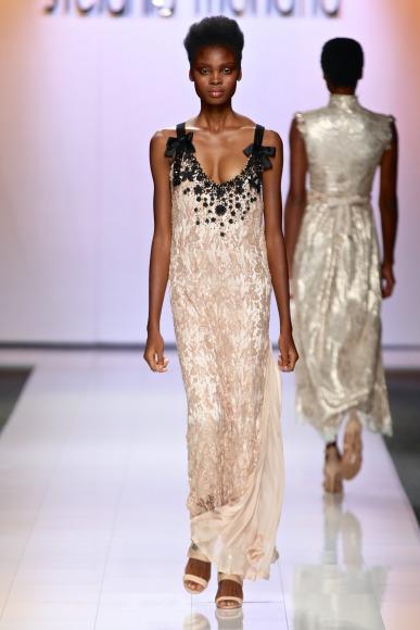 Stefania Morland  Mercedes Benz Fashion Week joburg 2015 african fashion fashionghana (40)
