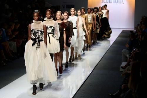 Stefania Morland  Mercedes Benz Fashion Week joburg 2015 african fashion fashionghana (45)