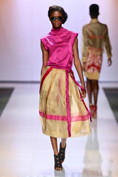 Stefania Morland  Mercedes Benz Fashion Week joburg 2015 african fashion fashionghana (7)
