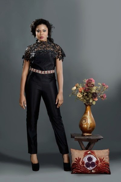 TRISH O COUTURE PRESENTS FEMME FATALE COLLECTION fashionghana african fashion (1)