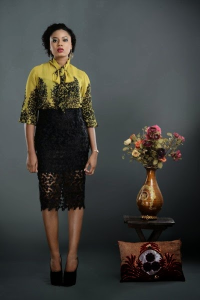 TRISH O COUTURE PRESENTS FEMME FATALE COLLECTION fashionghana african fashion (2)