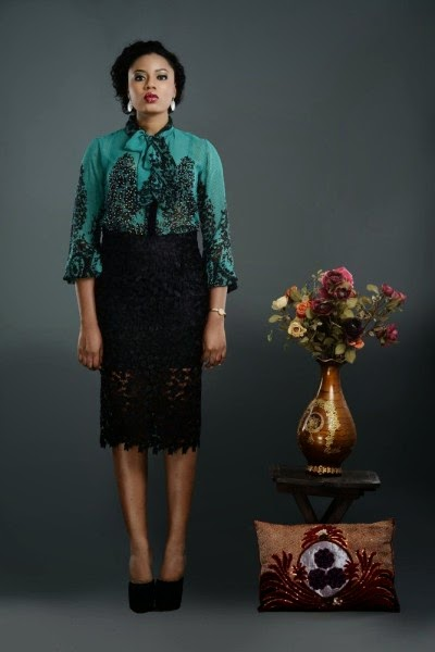 TRISH O COUTURE PRESENTS FEMME FATALE COLLECTION fashionghana african fashion (3)