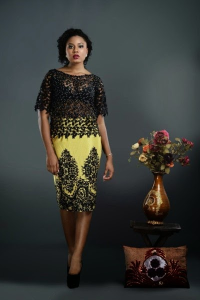 TRISH O COUTURE PRESENTS FEMME FATALE COLLECTION fashionghana african fashion (6)