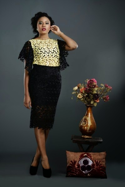 TRISH O COUTURE PRESENTS FEMME FATALE COLLECTION fashionghana african fashion (7)