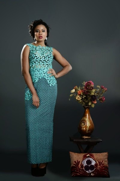 Trish o couture presents femme fatale collection nigeria for O couture fashion