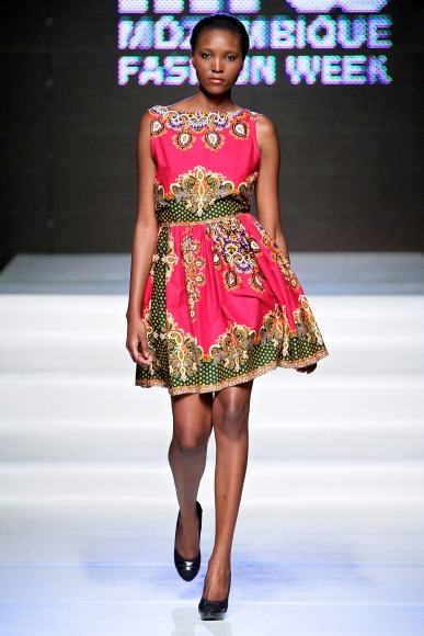 Telma Orlando Mozambique Fashion Week 2013 FashionGHANA African fashion (1)