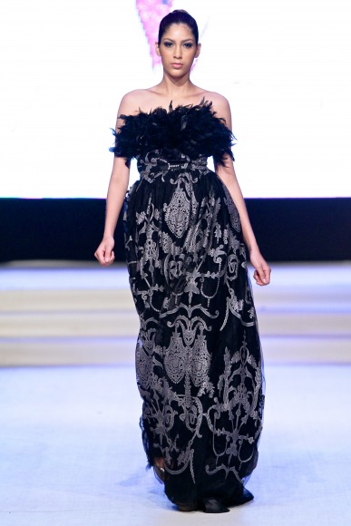 Vero Nora Couture Port Harcourt Fashion Week 2014 african fashion Nigeria fashionghana (3)