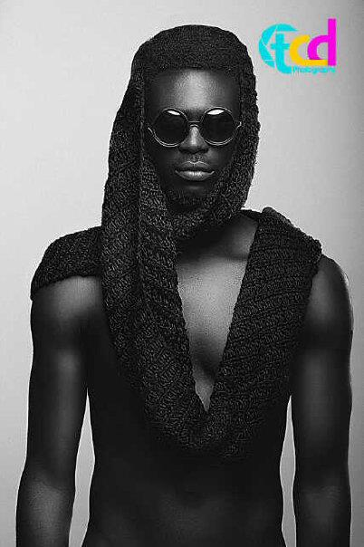 Victor Kwen Akomaye @ Isis Models