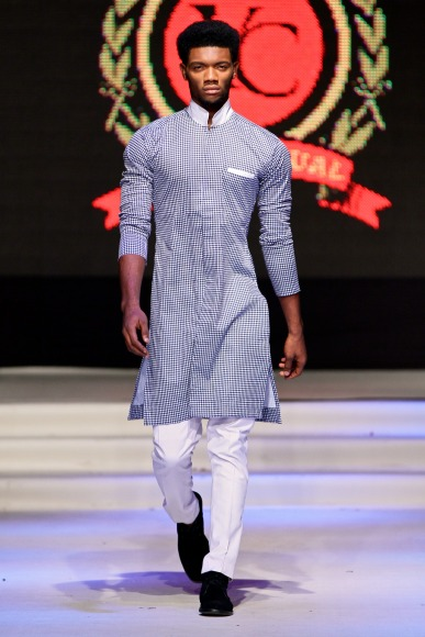 Yomi Casual Port Harcourt Fashion Week 2014 Nigeria Day 2 100 African