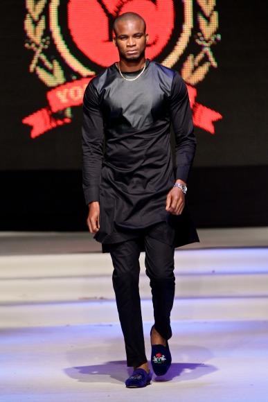 Yomi Casual Port Harcourt Fashion Week 2014 african fashion Nigeria fashionghana (4)