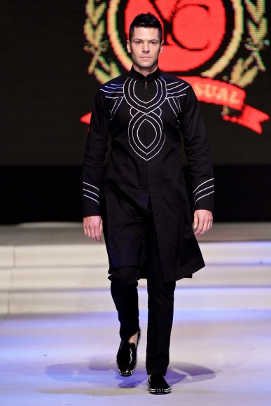 Yomi Casual Port Harcourt Fashion Week 2014 african fashion Nigeria fashionghana (7)
