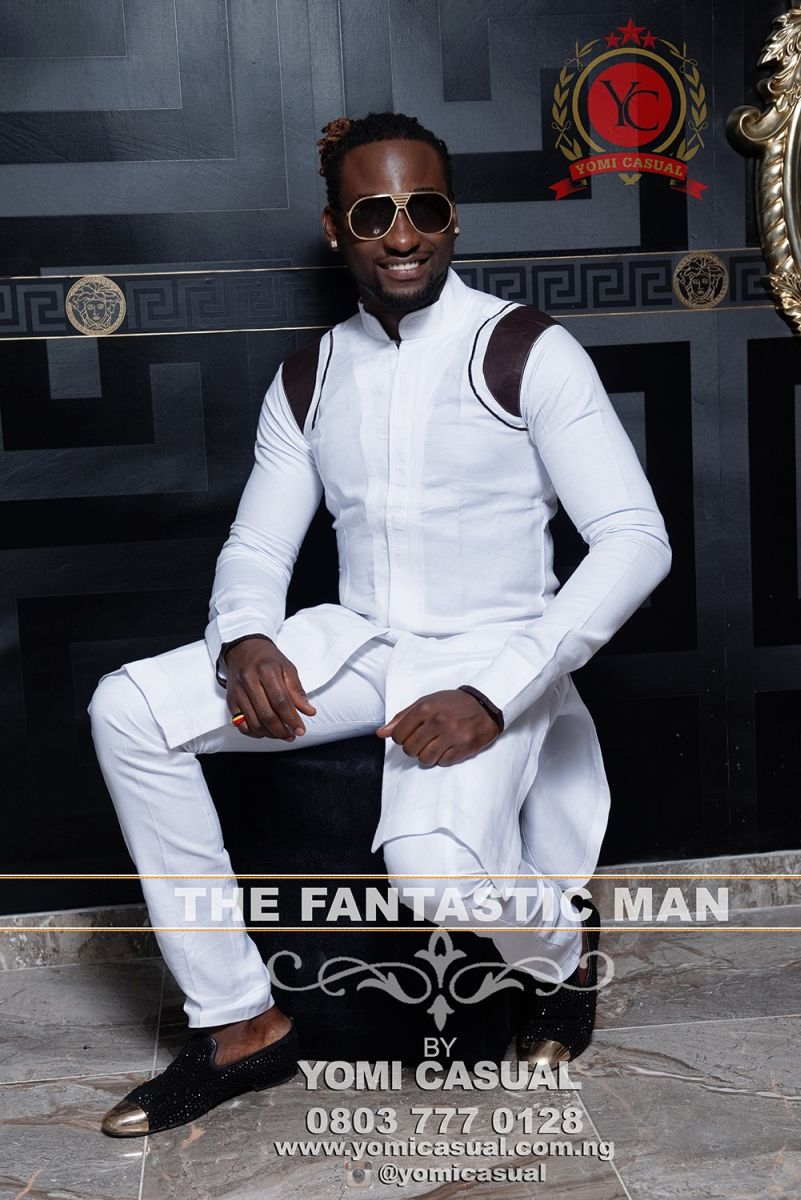 Nigerian Fashion Lable Yomi Casual Presents It S Fantastic Man