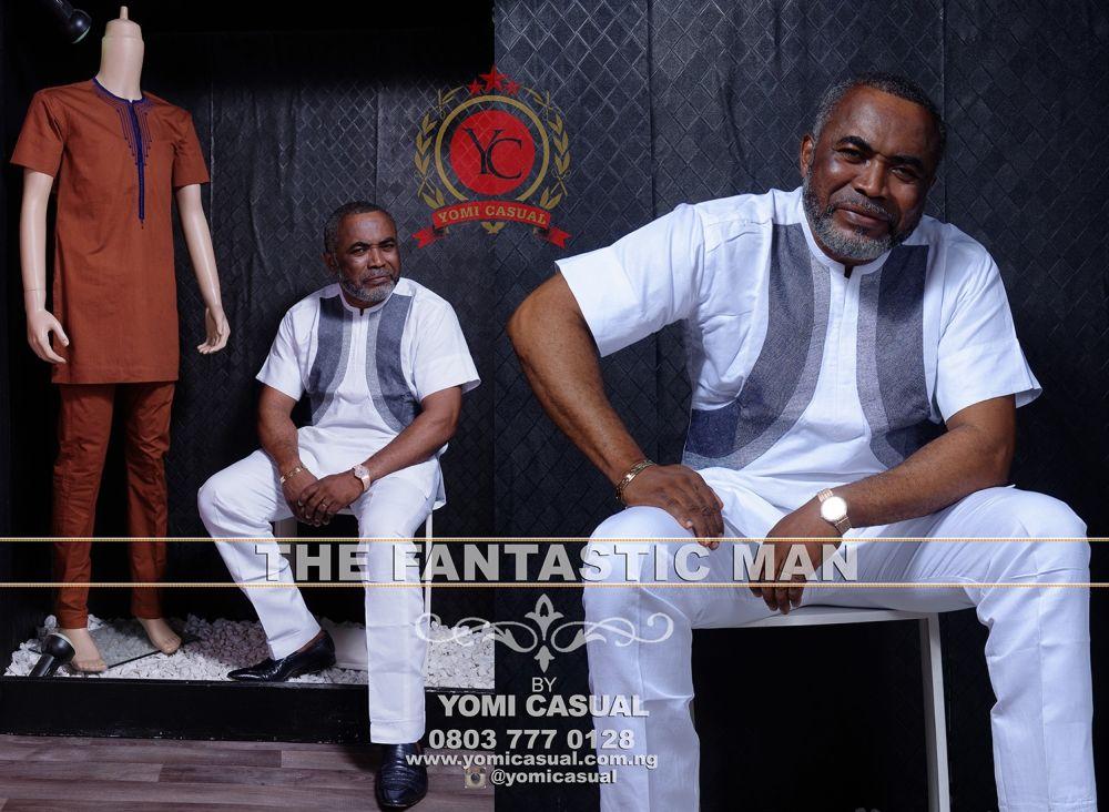 Nigerian Fashion Lable Yomi Casual Presents It's