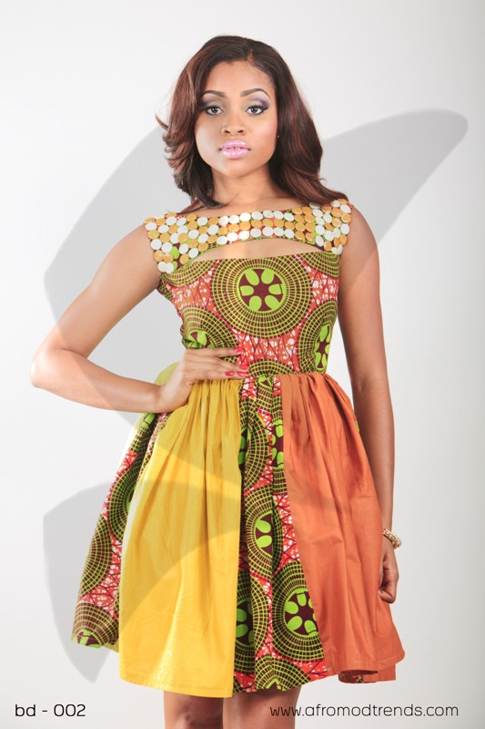 Ghanaian Label Afromod Trends Releases The Nyornu