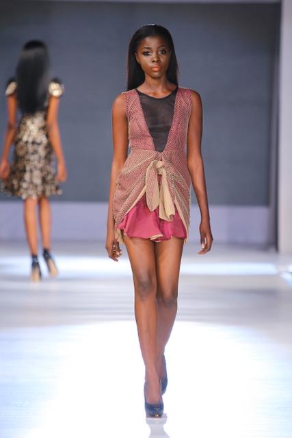 beatrice black atari lagos fashion and design week 2013 (9)